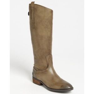 Sam Edelman Tall Knee High Penny Riding Boots